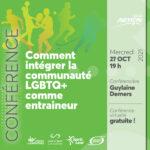 Conférence - Intégration des athlètes LGTBQ+
