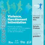 Conférence - Violence, Harcèlement et Intimidation